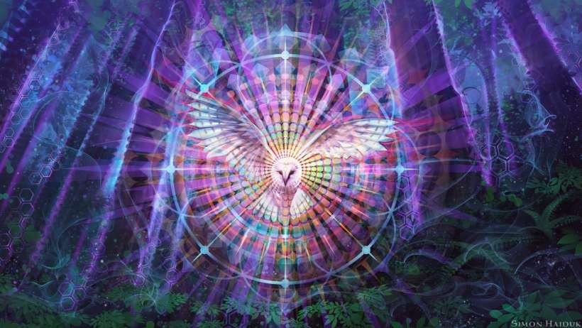 healing with Ayahuasca