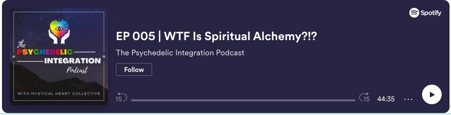 WTF is Spiritual Alchemy
