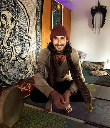 albert herrera kambo practitioner yoga teacher