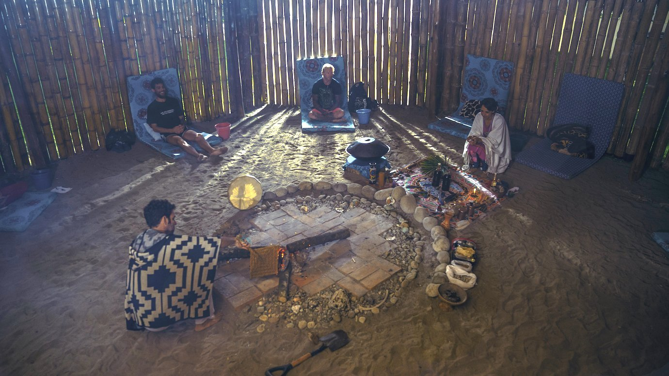 ancestral ceremonies ayahuasca ecuador