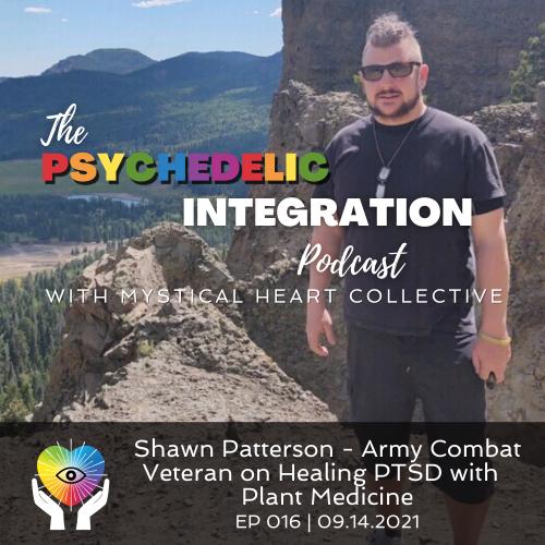 army combat veteran ptsd plant medicine ayahuasca army psychedelic integration