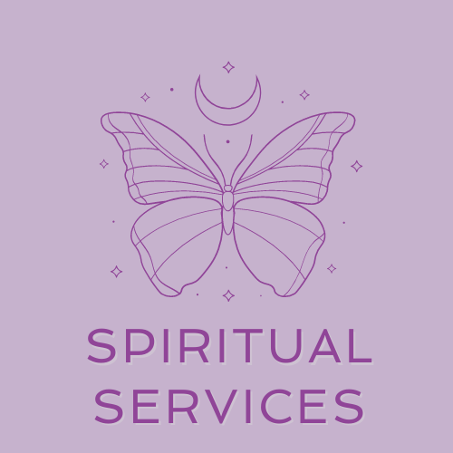 spiritual services Austin home cleansing ceremony