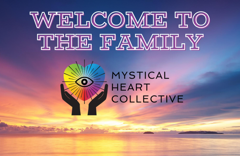 mystical heart collective family thank you