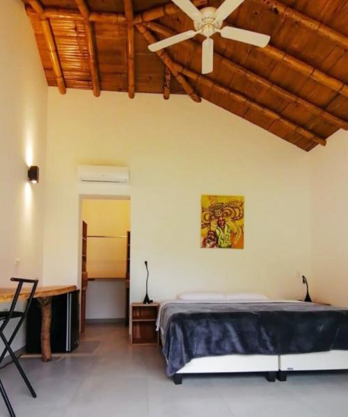 luxury accomodations ayahuasca retreat ecuador san pedro beach integration