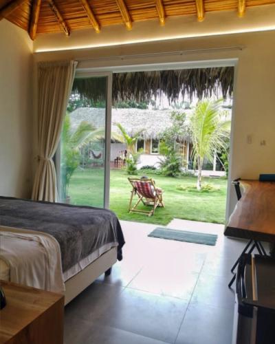 luxury ayahuasca retreat ecuador medicine olon yoga integration meditation