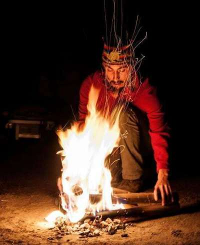 matias lizama shaman san pedro ayahuasca ecuador chile