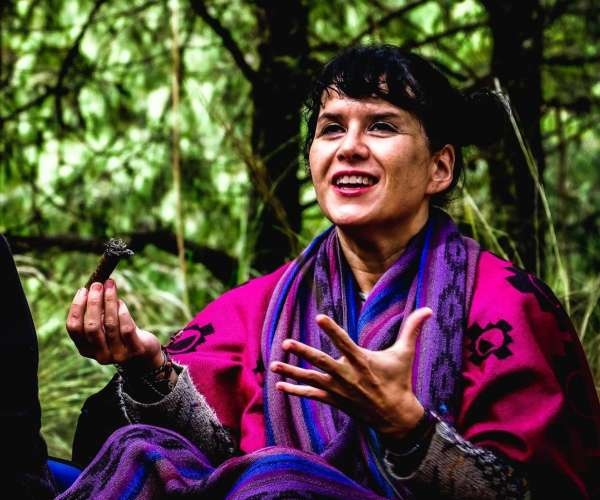 sinclair fleetwood ayahuasca medicine woman facilitator